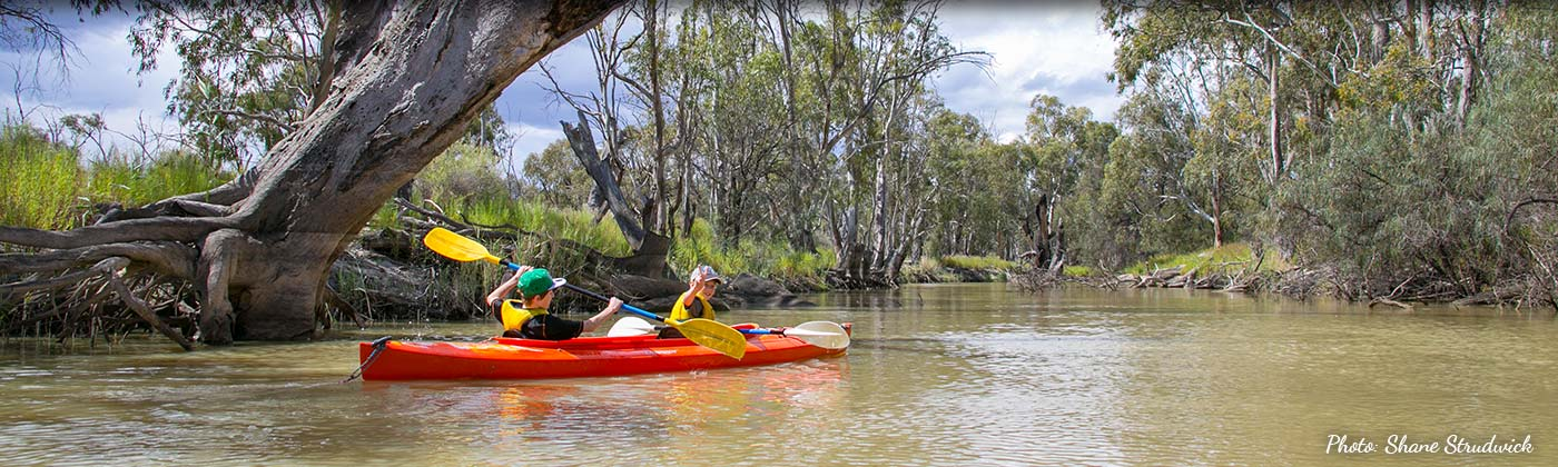 Waikerie Canoe Trails