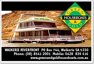 Green & Gold Houseboats